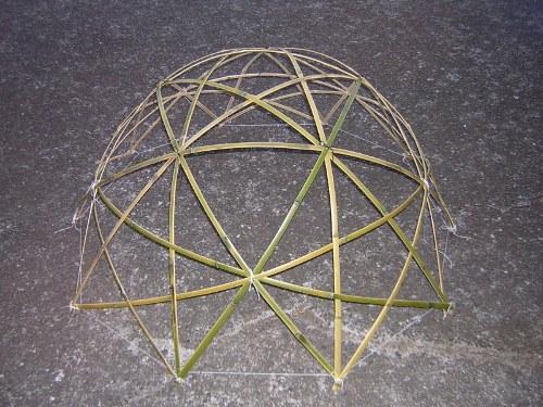 スタードーム模型
