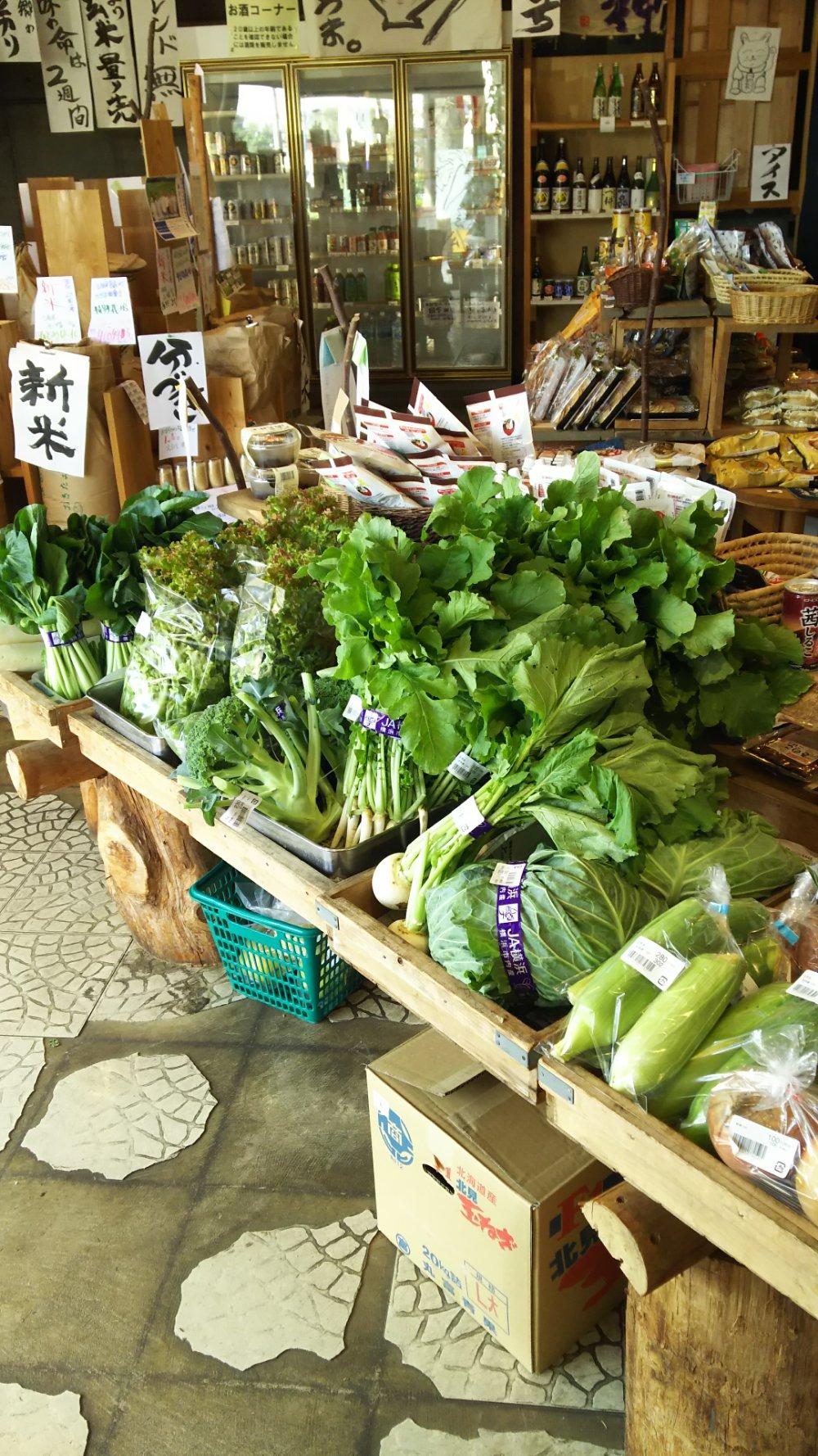 秋野菜いっぱい!!